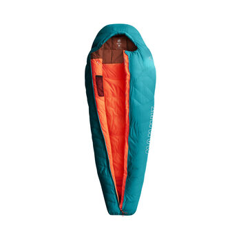 MAMMUT Women`s Relax Down bag -2C sovepose dame Grønn