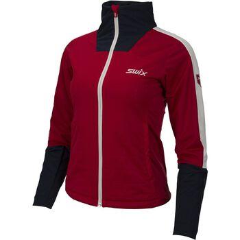Swix Blizzard XC Jacket skijakke dame Rød