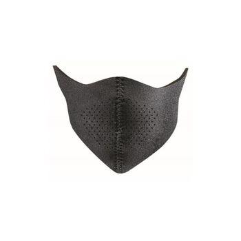 Bula Printed Facemask skimaske junior Svart