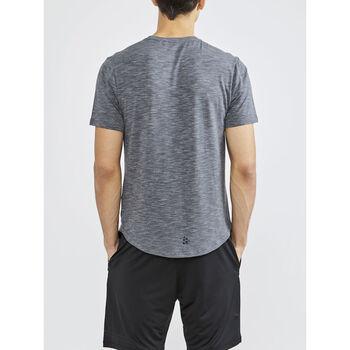 Craft Core Sence Ss teknisk t-skjorte herre Grå