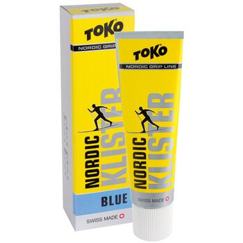 TOKO Nordic klister blå Gul