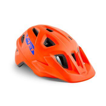 MET Eldar sykkelhjelm junior Oransje