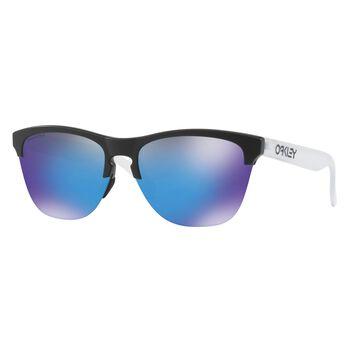 Oakley Frogskins Lite Prizm™ Sapphire - Matte Black solbriller Herre Flerfarvet