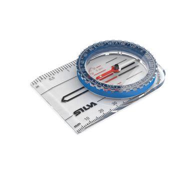 SILVA Starter Kompass 1-2-3 Gjennomsiktig