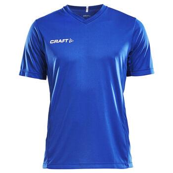 Craft Squad Jersey Solid teknisk t-skjorte herre Blå