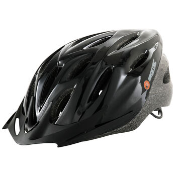 Bike-Tec Allroad sykkelhjelm Herre Svart