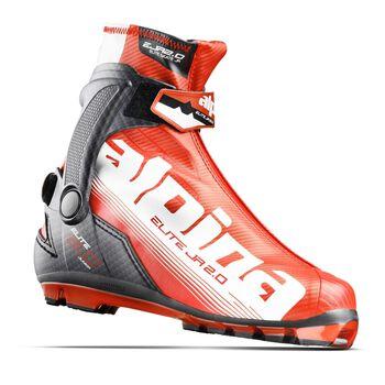 ALPINA ESK 2.0 Skisko Skøyting Junior Rød