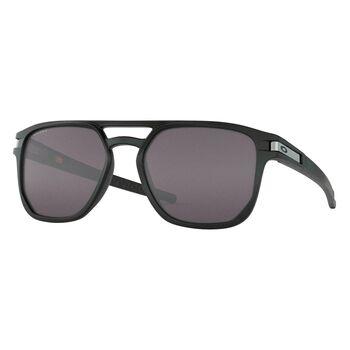Oakley Latch Beta Prizm™ Grey - Matte Black solbrille Herre Grå