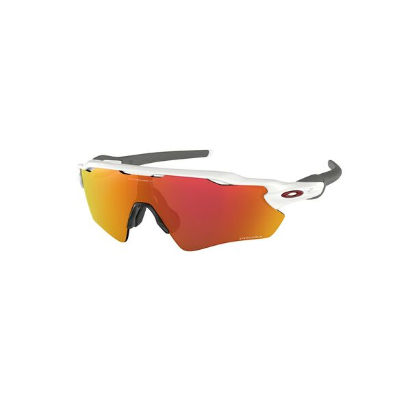 Radar EV Path Prizm™ Ruby - Polished White sportsbriller