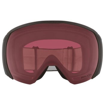 Oakley Flight Path XL Matte Black, Prizm Snow Dark Grey alpinbriller Herre Brun