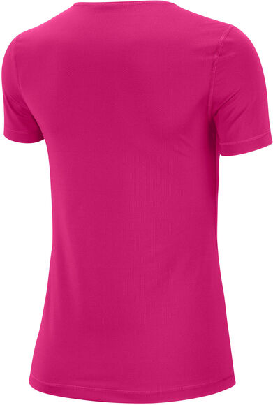 Pro All Over Mesh teknisk t-skjorte dame