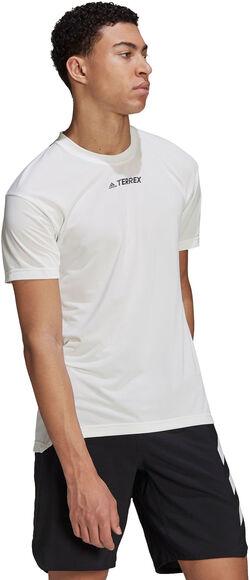 Terrex Parley Agravic Trail Running t-skjorte herre