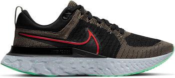 Nike  React Infinity Run Flyknit 2 løpesko herre Svart