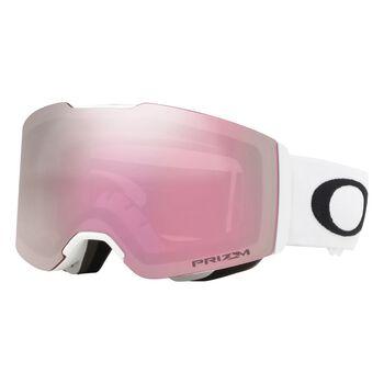 Oakley Fall Line Prizm™ Hi Pink Iridum - Matte White alpinbriller Hvit