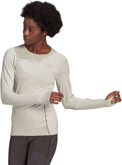 Runner Long Sleeve teknisk genser dame