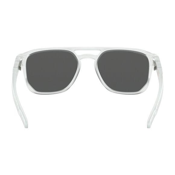 Latch Beta Prizm™ Black - Matte Clear solbriller