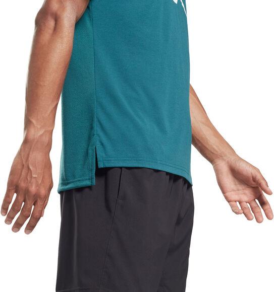 Workout Ready Supremium Graphic teknisk t-skjorte herre