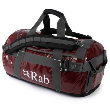 Rab Expedition Kitbag 50 L duffelbag Rød
