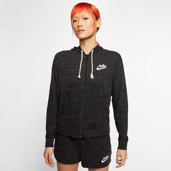 Nike Sportswear Vintage hettejakke dame Svart