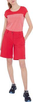 McKINLEY Cammy II shorts dame Rød