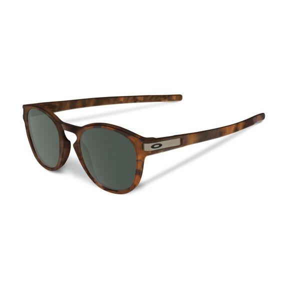 Latch Dark Gray - Matte Brown Tortoise solbrille