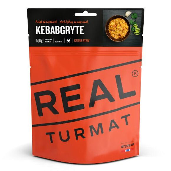 Kebabgryte 500 gram
