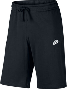 Nike Jersey Club fritidsshorts herre Svart