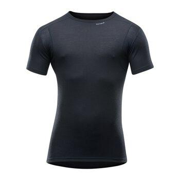Devold Hiking Man ull t-skjorte herre  Svart