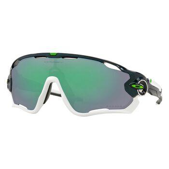 Oakley Jawbreaker Cavendish Prizm™ Jade - Metallic Green sportsbriller Herre Svart