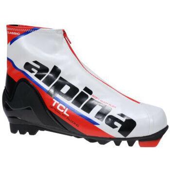 ALPINA TCL skisko klassisk Herre Hvit