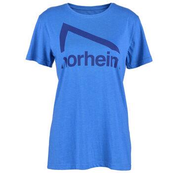 Norheim Granitt Logo t-skjorte dame Blå