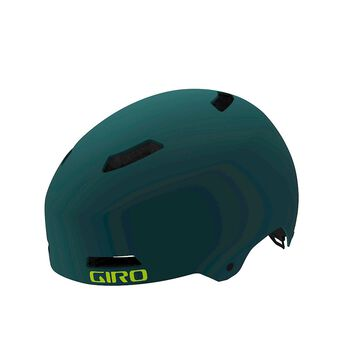 Giro Quarter FS sykkelhjelm Herre Grønn