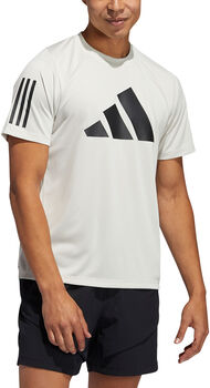 adidas FreeLift teknisk t-skjorte herre Hvit