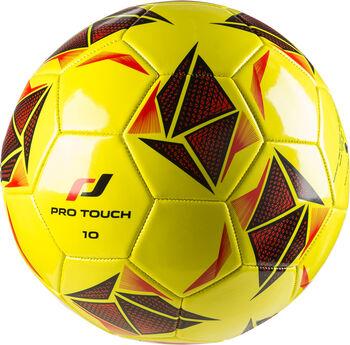 PRO TOUCH Force 10 fotball Gul