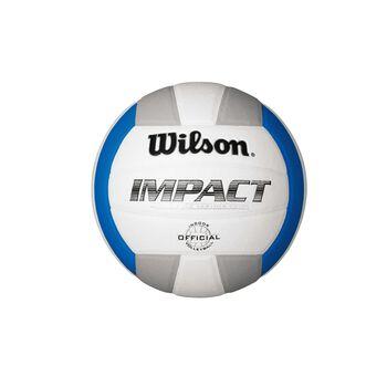 Wilson Impact volleyball senior Hvit