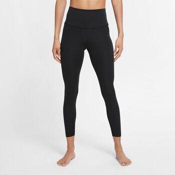 Nike Yoga 7/8 tights dame Svart