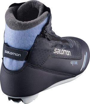 Salomon CX Vitane Prolink skisko dame Svart