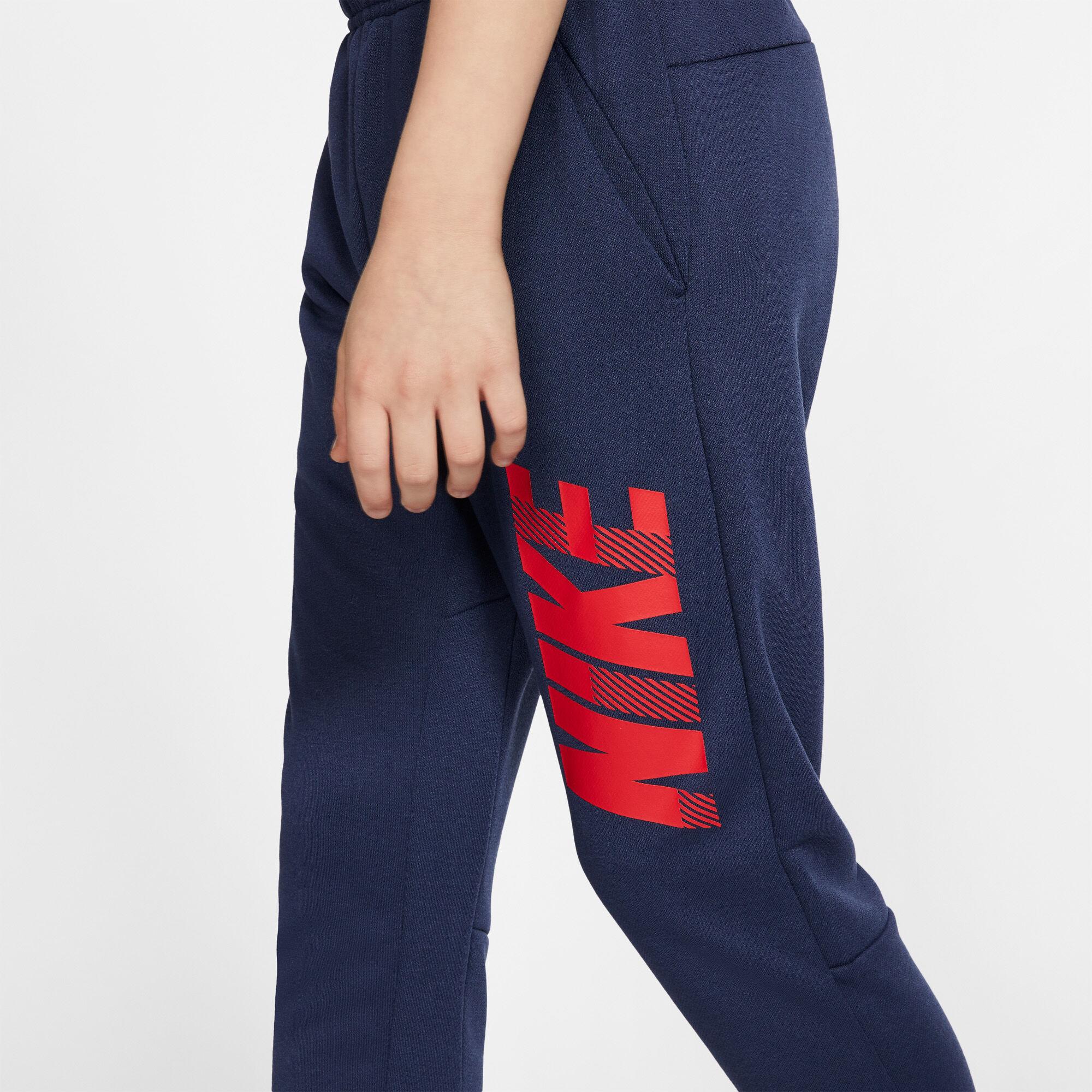 Nike | Dri FIT Tapered treningsbukse junior | Bukser