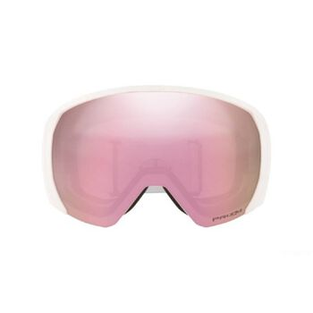 Oakley Flight Path XL Factory Pilot White, Prizm Snow High Intensity Pink Herre Hvit