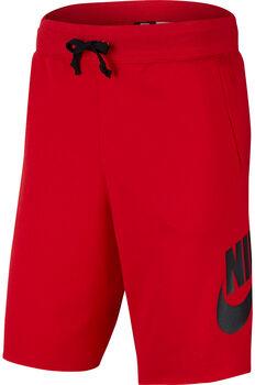 Nike Sportswear fritidsshorts herre Rød