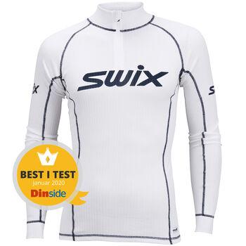 Swix RaceX Halfzip superundertøyoverdel herre Hvit
