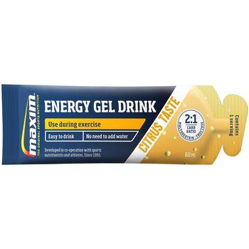 MAXIM Instant Energy Drink 60 Ml Citrus energidrikk Svart