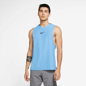 Nike Pro Tank treningssinglet herre Blå