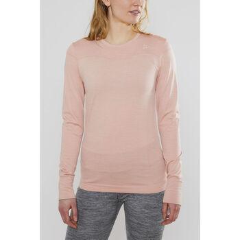 Craft Fuseknit Comfort teknisk genser dame Beige
