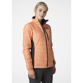 Helly Hansen WP Hybrid Insulator vattert jakke dame Oransje
