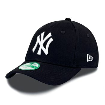 New Era 9Forty New York Yankees caps barn/junior Svart
