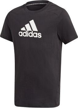 adidas Logo t-skjorte junior Svart