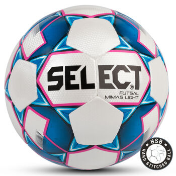 Select Mimas Light futsalball junior Flerfarvet