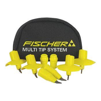 Fischer Multitip Kit stavpiggsett Gul