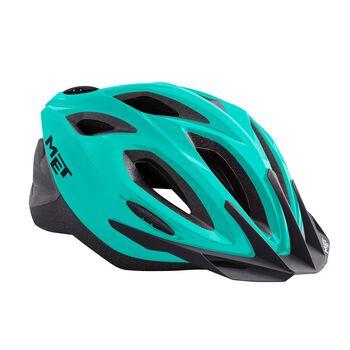 MET Xilo sykkelhjelm Herre Grønn